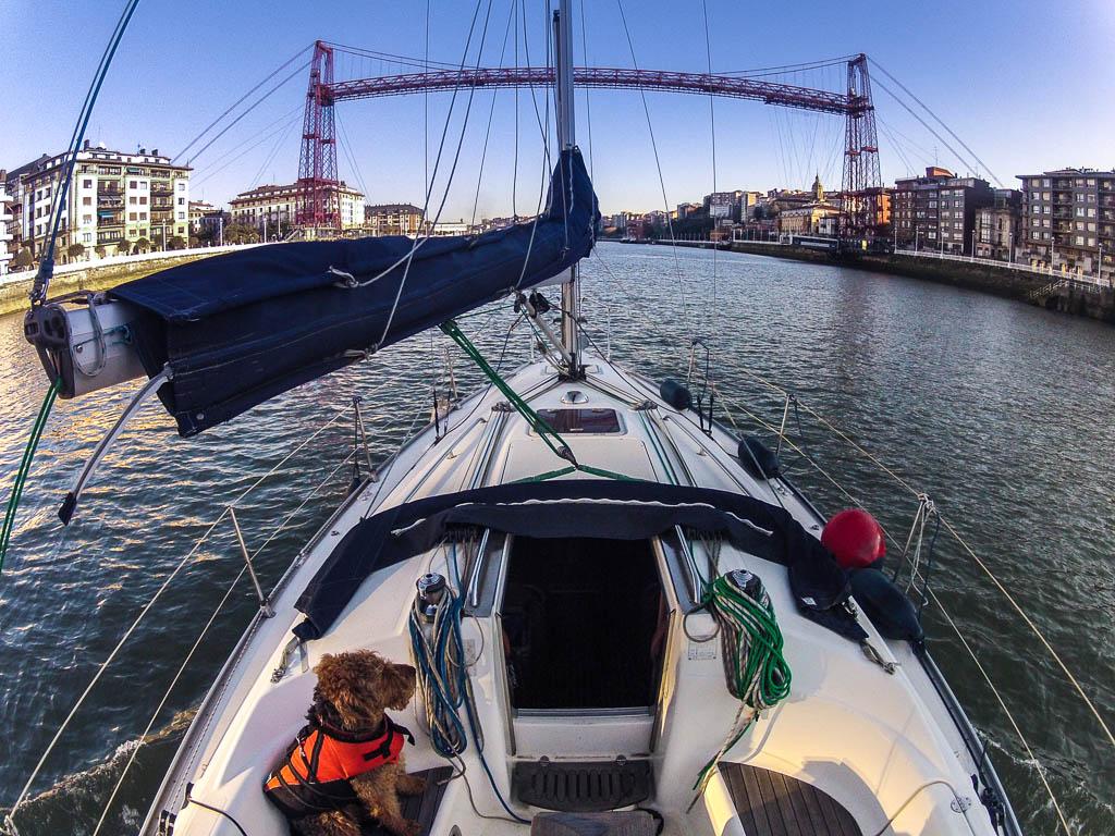 Paseos en barco Bilbao